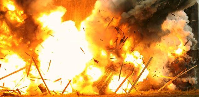 Снимка: Събота Взе Кървавия Си Данък! Мощен Взрив Преди Малко, 17 Убити!
