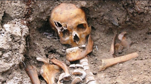 Снимка: Нова Информация! Изровиха Пет Човешки Скелета Край Асеновград! България Се Опули, Това Са Самите