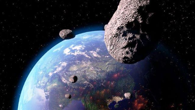 Само 16 минути по-късно край Земята ще прелети астероид с