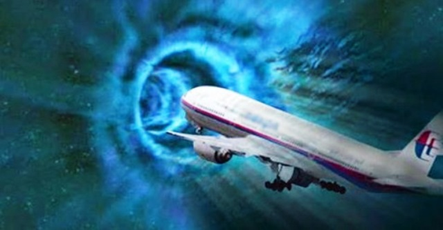 Снимка: Изумителна Случка С Пътнически Самолет В Небето!