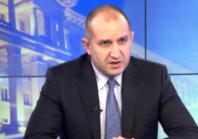 С тези думи президентът Румен Радев коментира твърденията, че фирмата