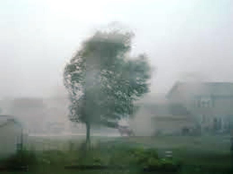 От НИМХ предупреждават, че ще духа силен запад-северозападен вятър със