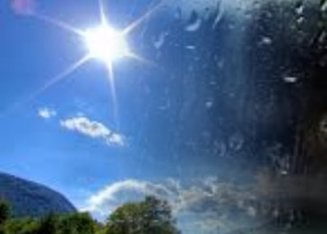 Атмосферното налягане ще бъде малко по-ниско от средното за месеца