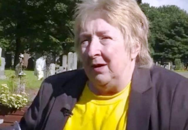 69-годишната британска Лидия Рийд дълго време е настоявала за ексхумацията