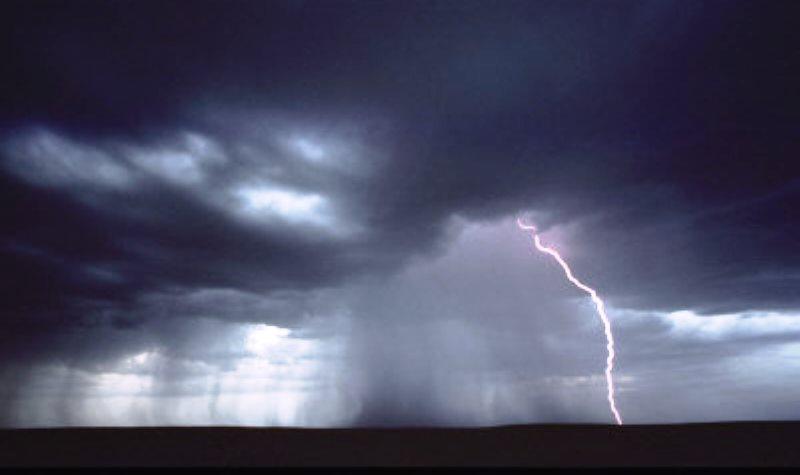 На места, главно в планинските райони да има краткотрайни валежи