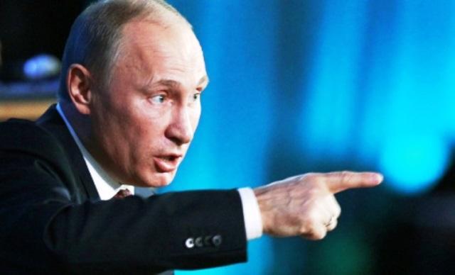 В действителност обаче в шоуто няма да се появи Путин,