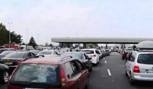 """На българо-румънската граница на ГКПП """"Дунав мост-Видин"""" и на ГКПП"""