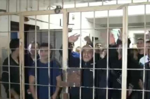 Снимка: Бг Реалност: Първият Учебен Ден В Затвора