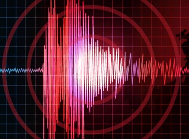 Франс прес съобщи за земетресение с магнитуд 6,4, на дълбочина
