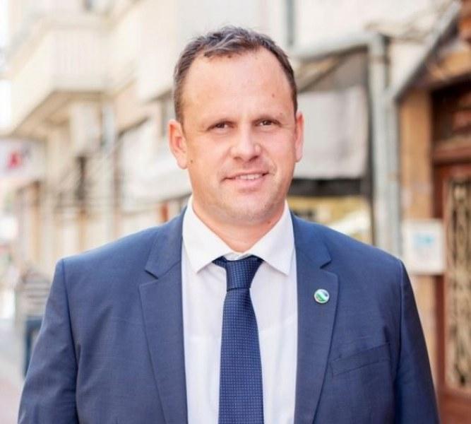 Кандидатът за кмет Атанас Костов, който предяви претенции