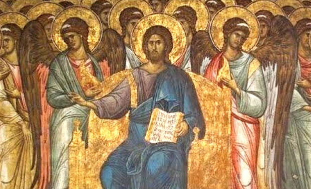 - Няма друг Бог, освен Него. Така светецът без страх