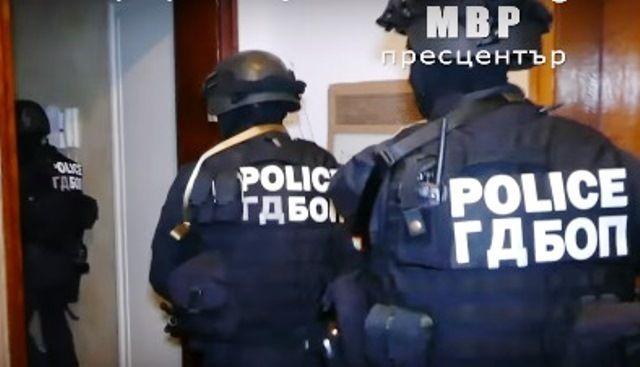 Едновременните действията по разследването на българските и френските правоохранителни органи