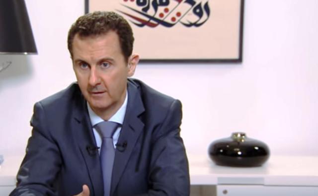 Фирмата също има договор със сирийския президент Башар Асад да