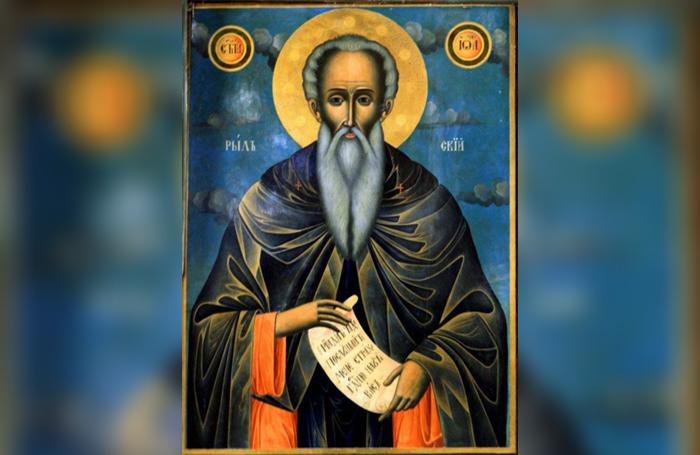 На 18 август946 година св. Йоан напуснал този свят. 34