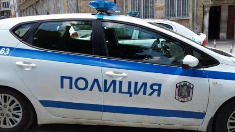 19-годишен водач на лек автомобил БМВ е задържан