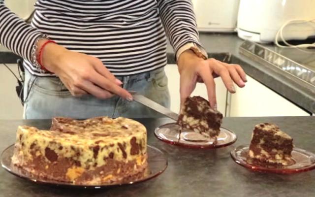 Снимка: Това Е Най-Лесната Торта! Става Само За 10 Минути - Уникално Вкусна! /видео/