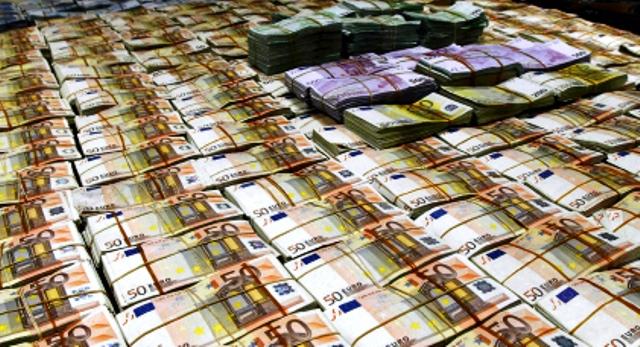 Общата стойност наотпуснатите средства от Кохезионния фонд на ЕС е