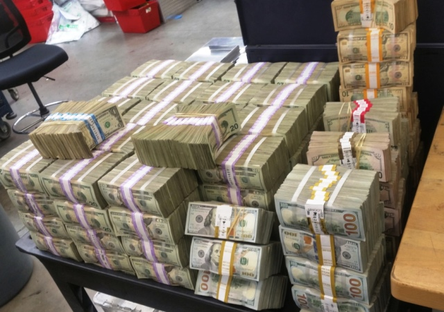 Според съобщение на организатора на лотарията в Ню Джърси билетът