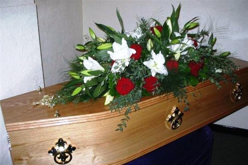 Той е починал днес в дома си в Силкеборг, Западна