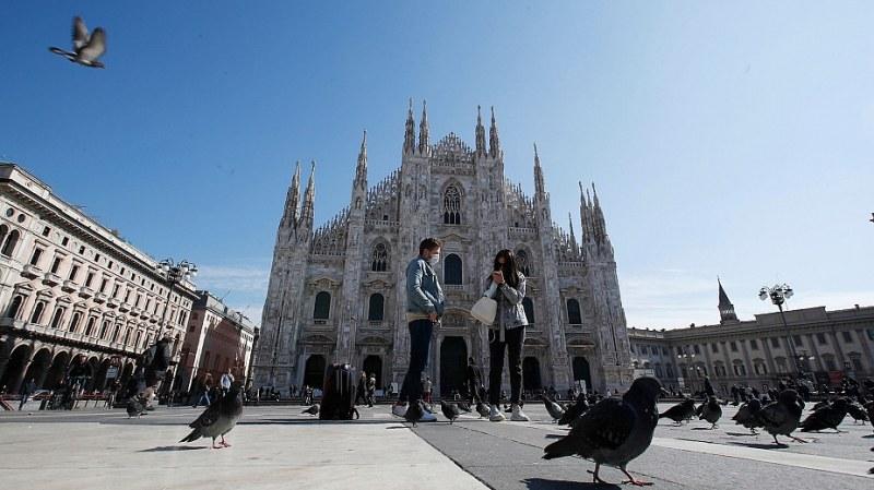 Коронавирус е имало в отпадните води на Милано