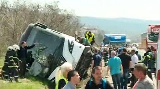 Стана ясно, че след катастрофата експертите направили едва 10-минутен оглед