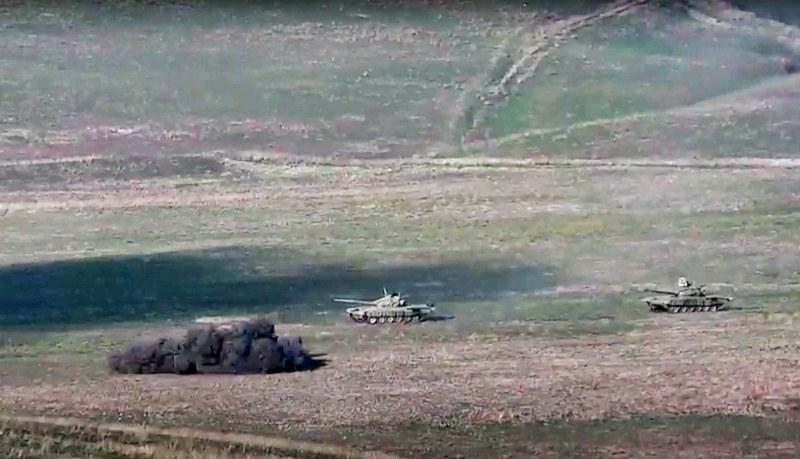 Сепаратисткият регион Нагорни Карабах съобщи, че 16 негови