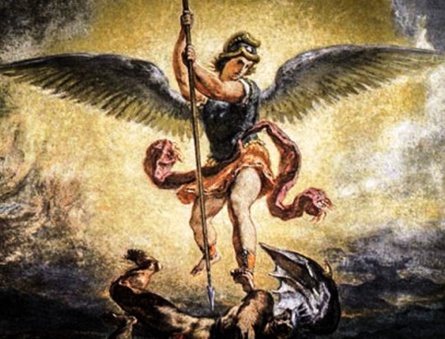 Архангел Михаил, защити ни и ни помогни да се преборим