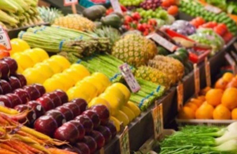 Цените на едро на плодовете и зеленчуците осезаемо