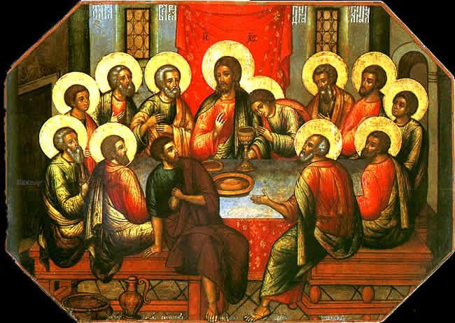През тази седмица Спасителят изкупва човешките грехове чрез жертва -