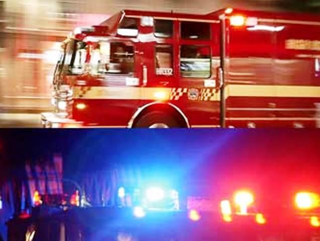 Според очевидци епицентърът на пожара е тресавището между