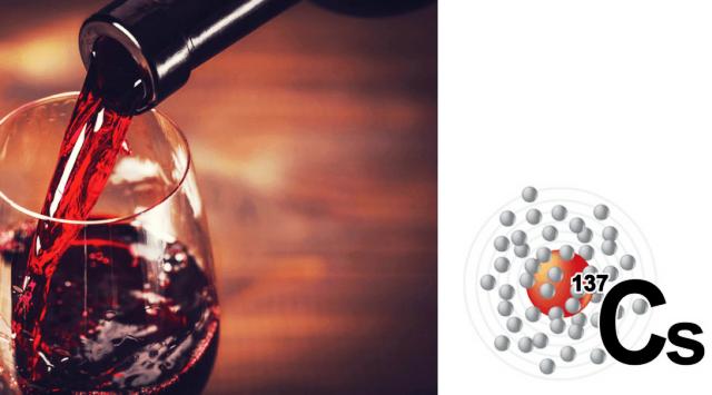 Екипът анализирал съдържанието на калифорнийски червени и розови вина, произведени