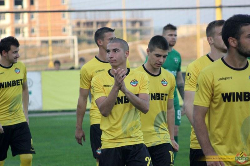 Поне трима футболисти на Локомотив Пловдив и един