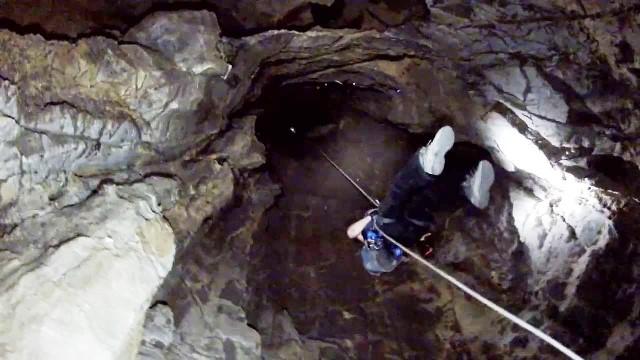Помещението било разкрито от археолога Калин Чакъров, който влязъл с