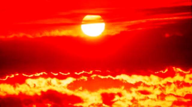 В София горещите дни са средно 20 на лято.При нарастване