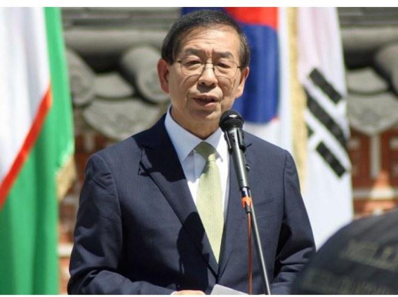 Кметът на Сеул, претендент за следващ президент на