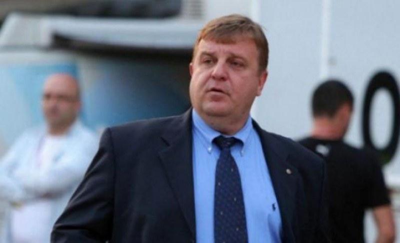 Вицепремиерът Красимир Каракачанов потвърди, че се познава с