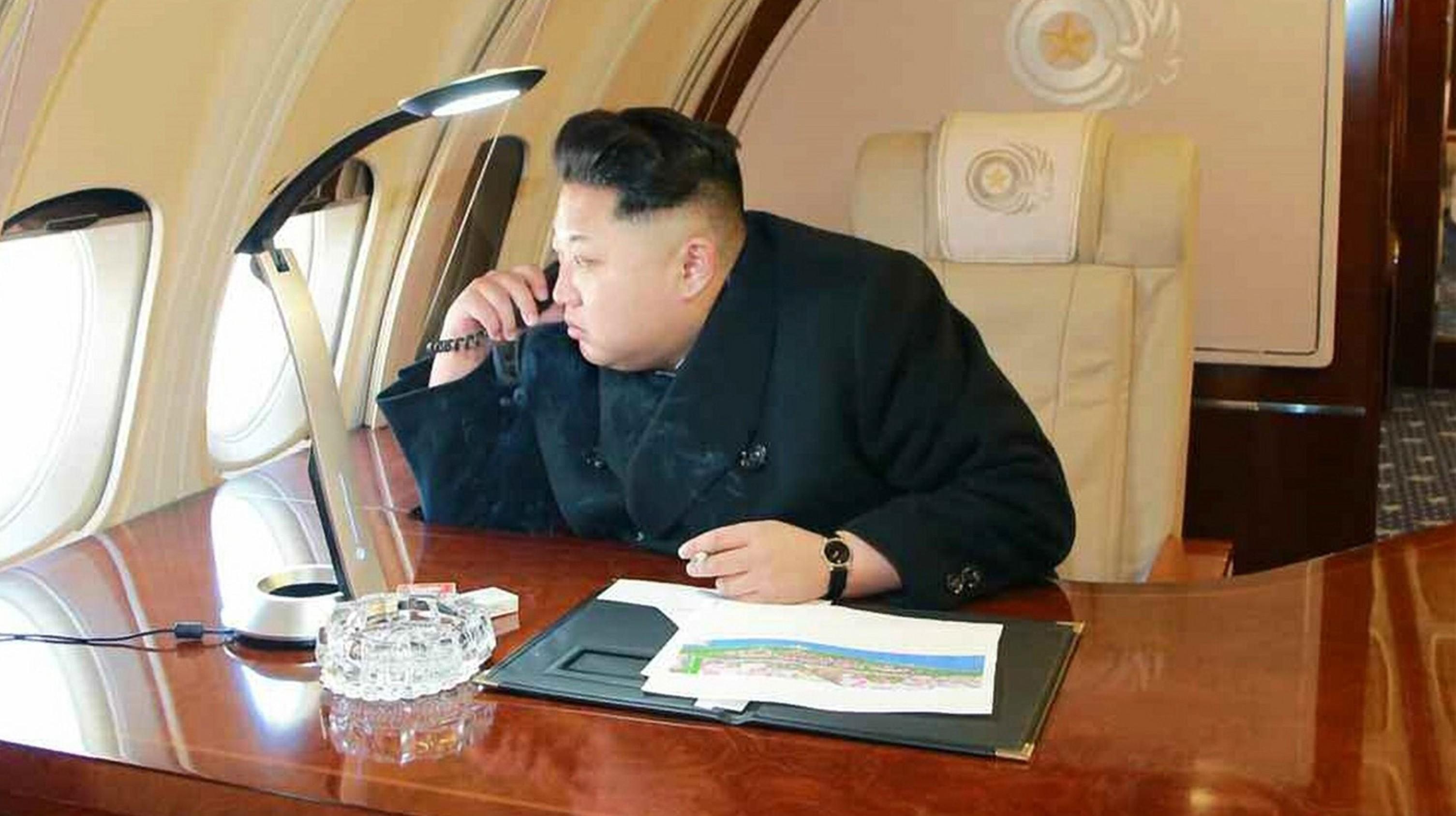 От 2012 до 2017 г. севернокорейският режим е похарчил4,04 милиарда