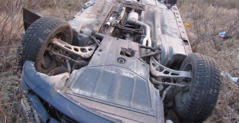 Автопатрул на РУ Труд констатирал възникнало ПТП с