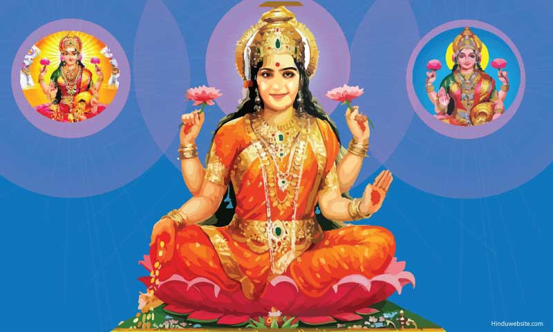 Снимка: Вълшебна Молитва За Благосъстояние Към Индийската Богиня Лакшми Ни Дарява С Изобилие!
