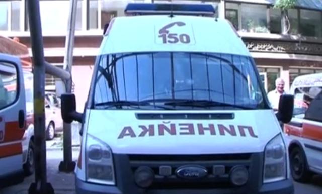 Момченцето бе откарано в бургаската болница и настанено в реанимацията