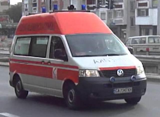 """Момченцето е транспортирано за """"Пирогов"""", тъй като в дупнишките болници"""