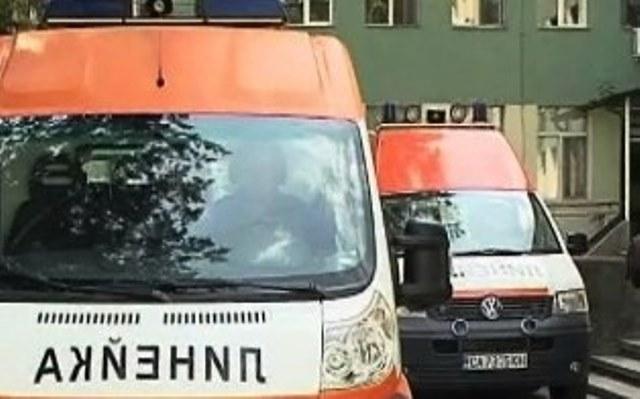 Снимка: Нова Информация: Покриват Труп С Чаршафи, Жестоко Меле Край Село Ребърково!