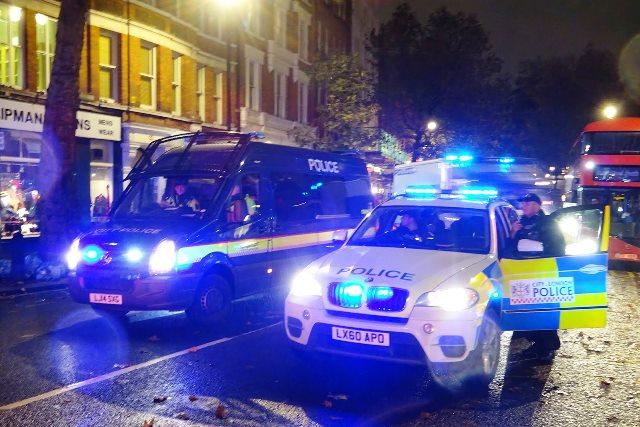 Полицията посети адреса и говори с всички обитатели, които бяха