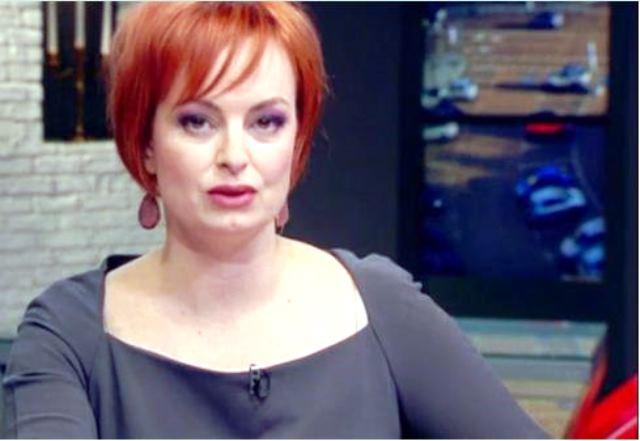 Цяло лято телевизионерката, която напусна студиото, за да се пробва