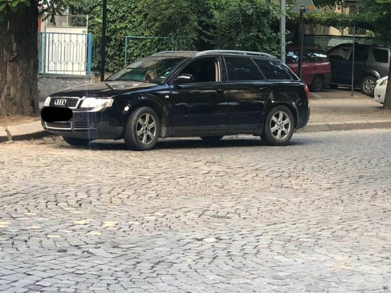 Полицията е задържала за дрифт на пътя 48-годишен
