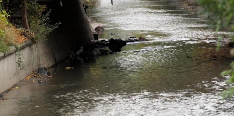 Труп на мъж е открит в река Владайска
