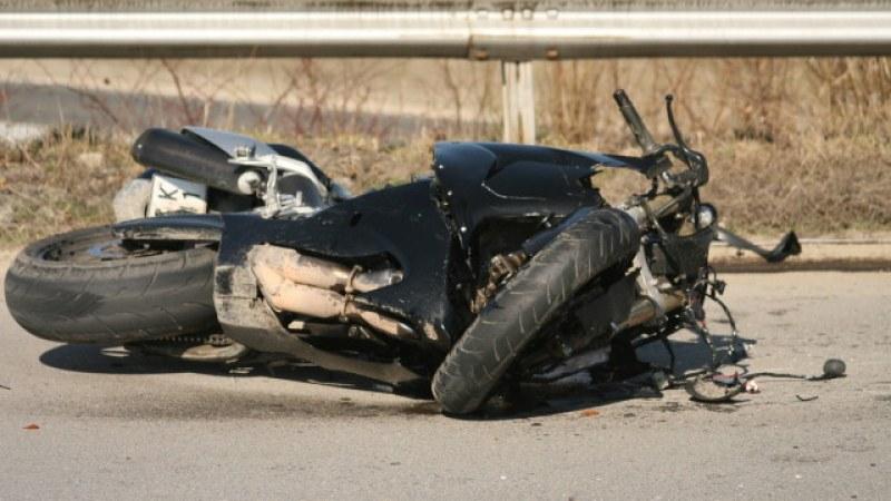 Тежък пътен инцидент е станал вчера в асеновградския