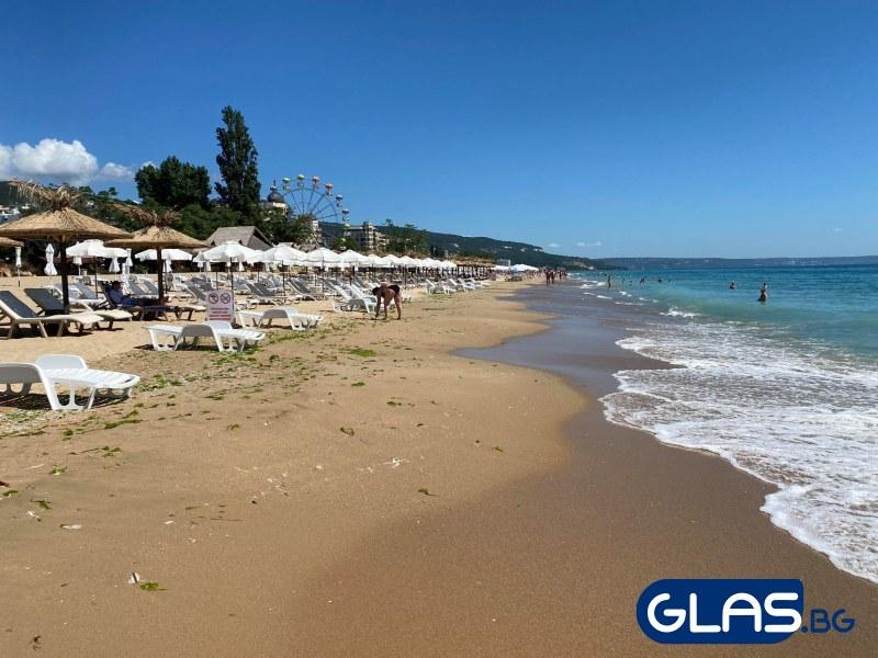 Празни остават курортите по Северното Черноморие.  В