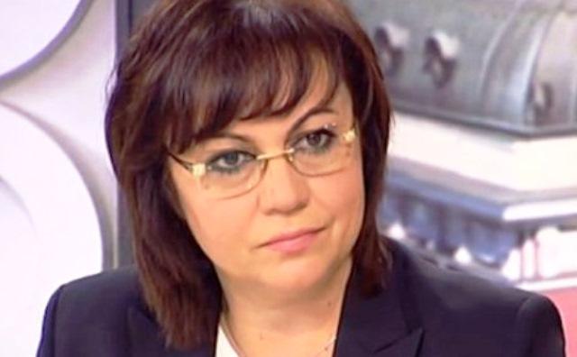 По въпроса с държавните средства за образование, Нинова потвърди позицията