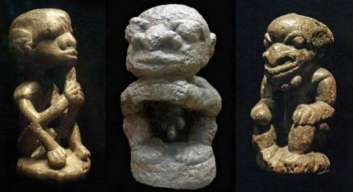 Археолозите са на мнение, че са на възраст между 17